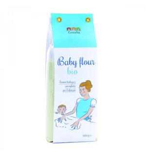 Baby Flour Bio - conf. 500g