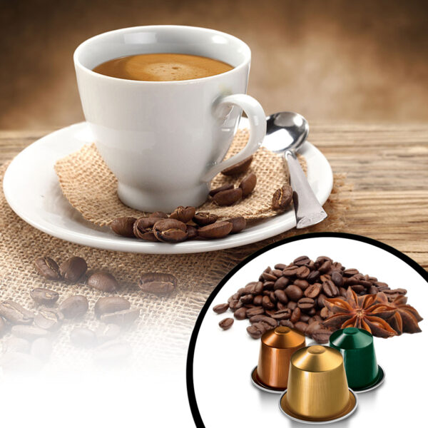 caffè anice e sambuca