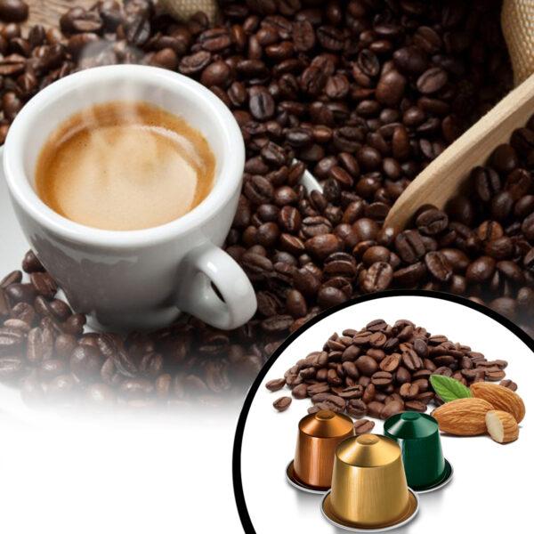 caffè mandorlato