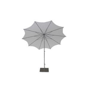 ombrellone-poliestere-impermeabile-estrella bianco